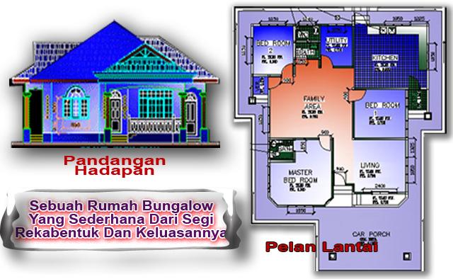 Contoh Dan Pengiraan  Bina Sendiri Rumah Anda