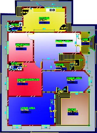 floor plan 2tkt