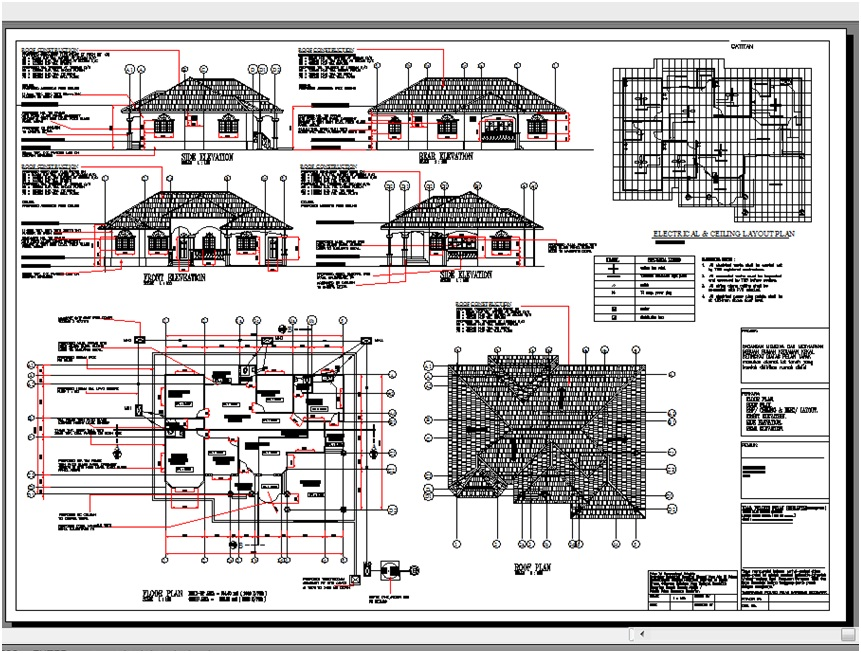 Arman info for Arkitek home plans