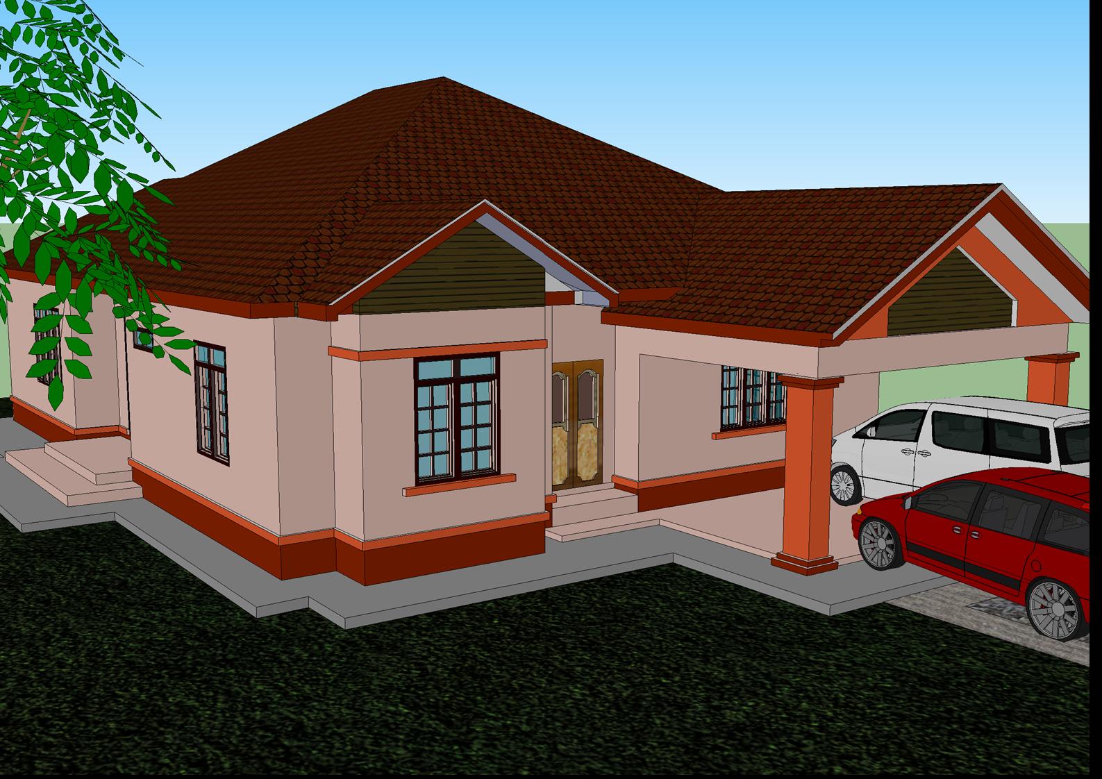 Pelan Rumah Free Download Bina Sendiri Rumah Banglo