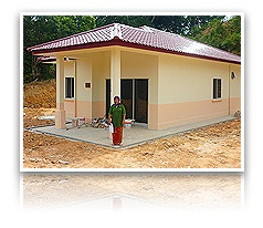 Rumah Mesra Rakyat Bina Sendiri Rumah Banglo
